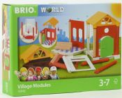 Brio 33942 Village Modules - reduced
